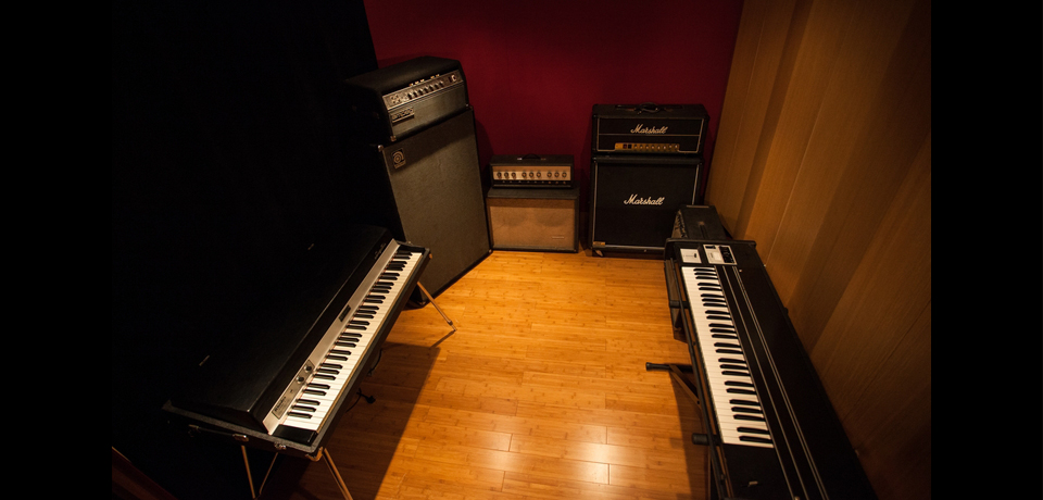 CAVERNE STUDIO - BACKLINE